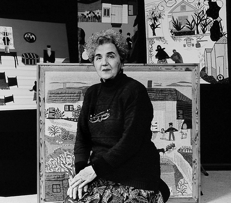 Esther Nisenthal Krinitz