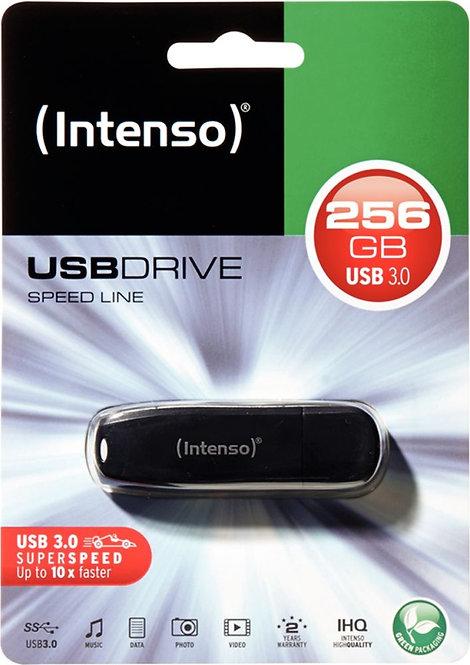 Clé USB Intenso 3.0 Speed Line 256 Go