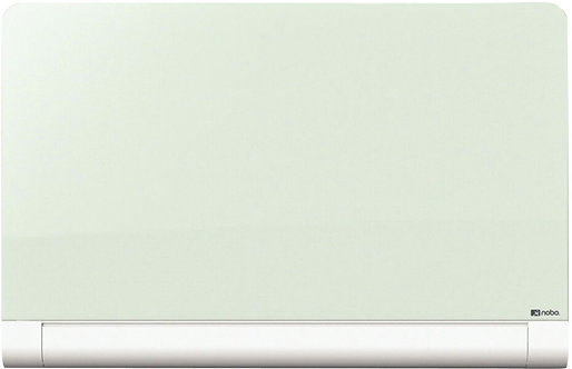 Tableau en verre blanc extra large 45 pouces 99,3x55,9cm