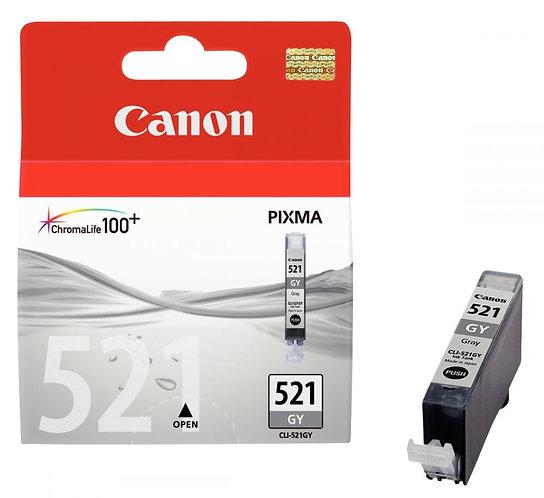 Cartouche jet d'encre à la marque Canon CLI521 gris
