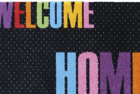 Tapis de sol absorbant WELCOME HOME