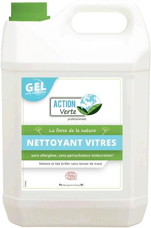 Bidon 5l gel nettoyant vitres ECO