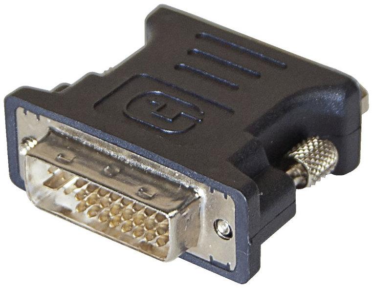 Adaptateur DVI mâle / HD15 femelle