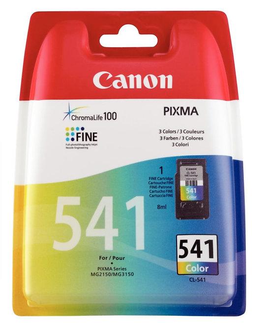 Cartouche jet d'encre à la marque Canon CL541 couleurs
