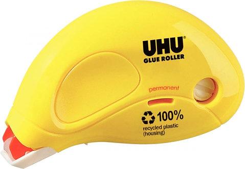 Dévidoir jetable colle UHU permanente 6,5mm x 8.5m