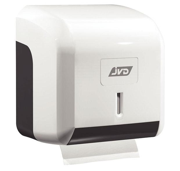 Distributeur papier hygiénique mini ABS blanc