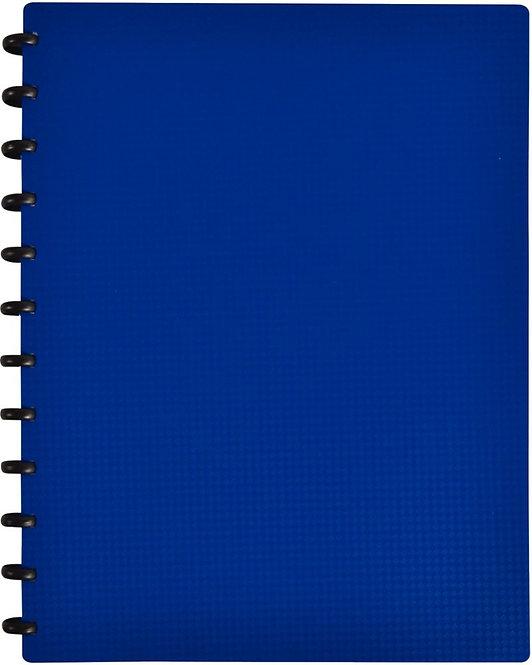 Protège-documents VARIOZIP MEMPHIS 60 vues bleu