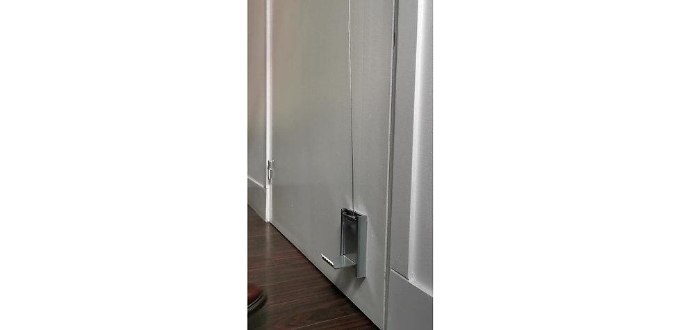Ouverture de porte avec le pied - OPEN