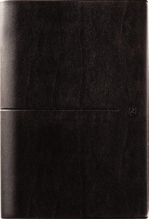 Agenda First 21 x 27 cm noir