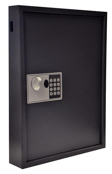 Armoire à clés Digital/mécanique gris