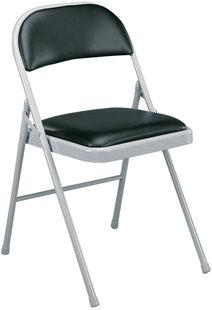 Chaise pliante JOKKO -  Lot de 4