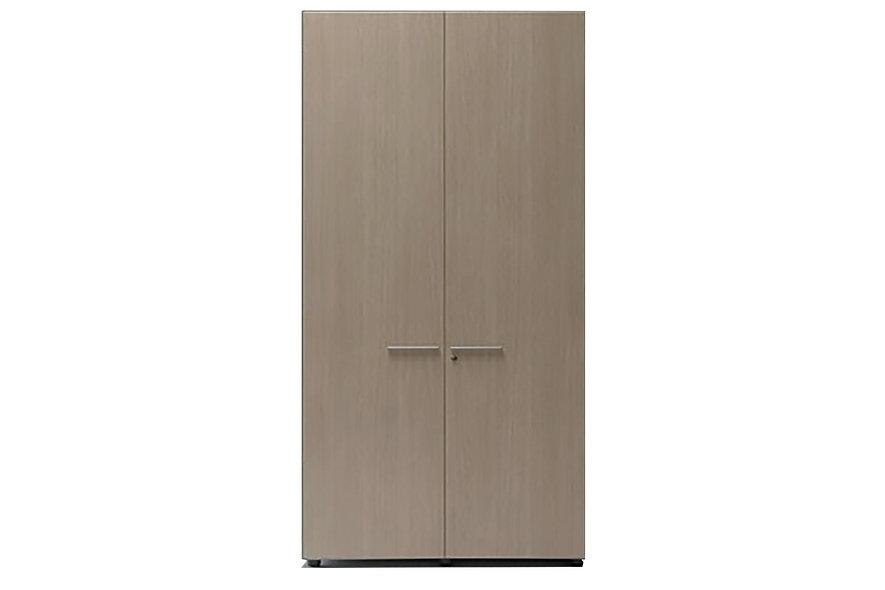 Armoire haute MINIMAX - 2 portes bois