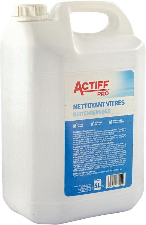 Bidon 5 litres nettoyant vitres