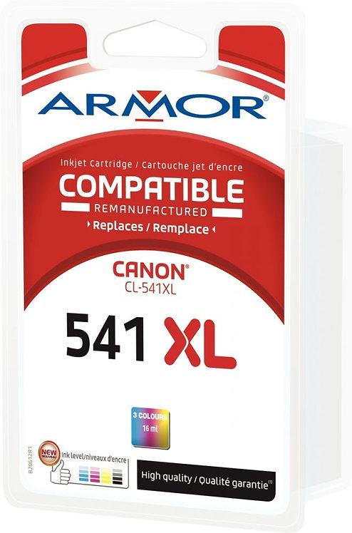 Cartouche d'encre compatible à la marque Canon CL541 XL couleur haute capacité