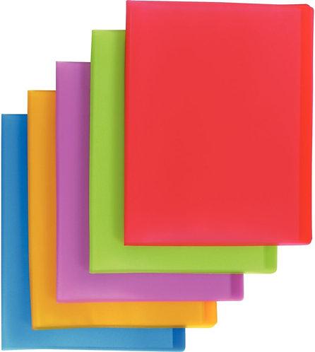 Protège-documents Color Fresh, 80 vues