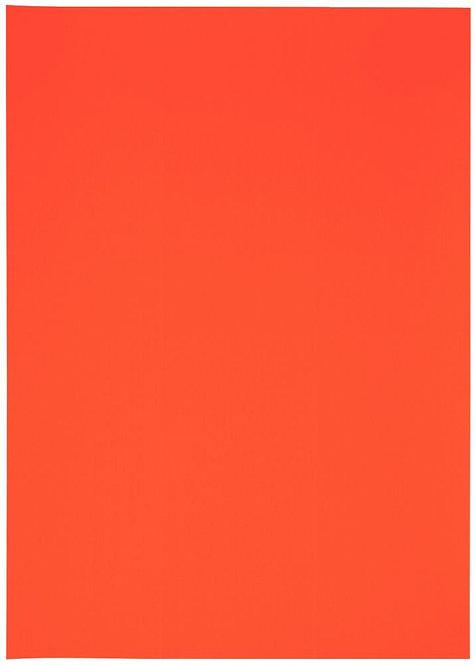 Boîte de 2 400 étiquettes 37x70mm multi-usages rouge fluo