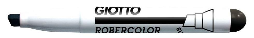 Marqueur tableau blanc pointe biseautée 6,4mm noir