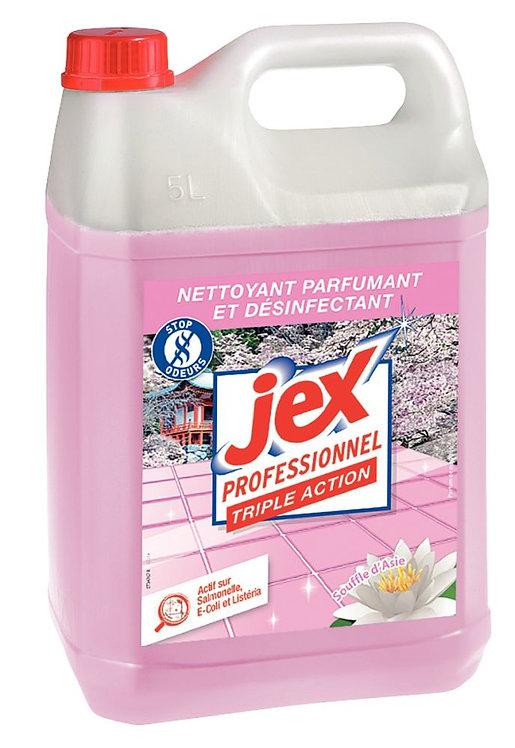 Bidon 5 litres nettoyant souffle asie
