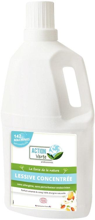 Bidon 5 litres 142 doses lessive liquide concentrée amande et coing ECO