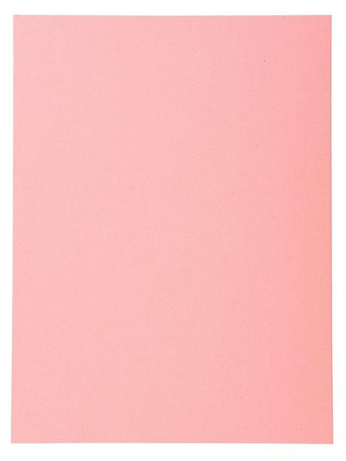 Paquet de 100 chemises 170g FOREVER 180 format 24x32 cm rose
