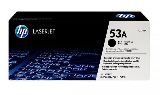 Cartouche à la marque HP Q7553A noir