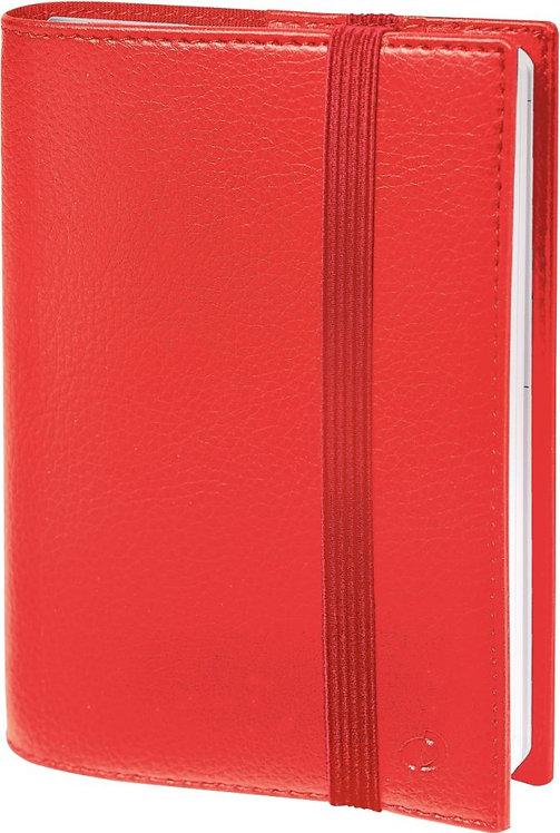 Agenda Time & Life 16 x 24 cm rouge