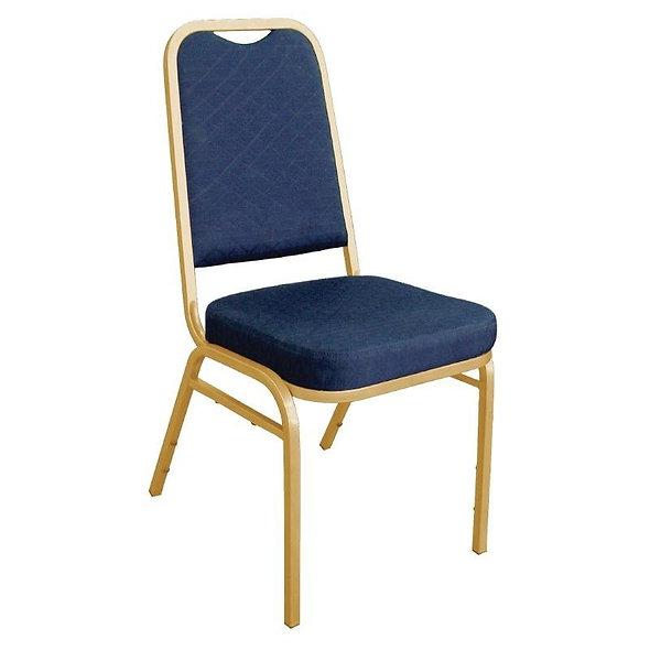 Lot de 4 chaises banquet