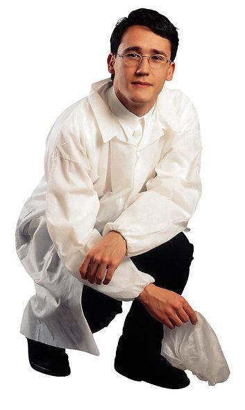 Blouse de protection blanche taille XL