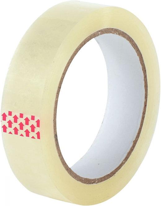 Rouleau adhésif transparent 25 mm x 66 m