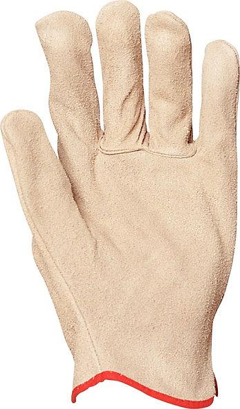 Paire de gants croûte de bovin taille 10
