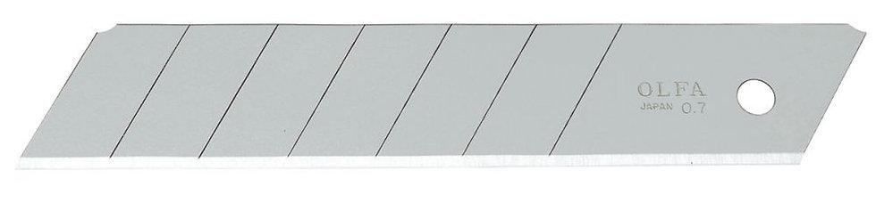 Blister de 5 lames OLFA 25mm