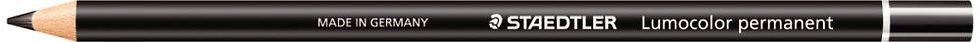 Boîte de 12 crayons Glasochrom noir