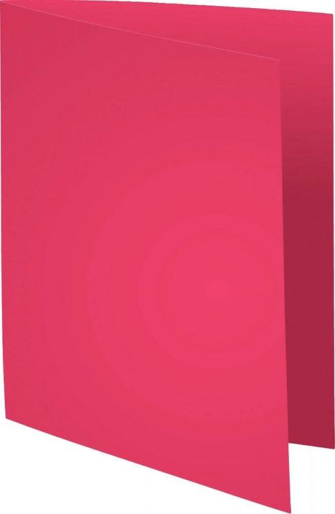 Paquet de 100 chemises 170g FOREVER 180 format 24x32 cm rose fuchsia