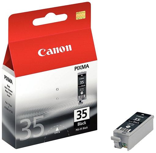 Cartouche jet d'encre à la marque Canon PGI-35 noir