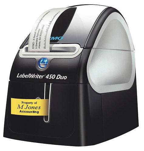 Imprimante d'étiquettes Dymo 450 duo