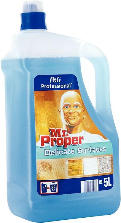 Bidon 5L nettoyant surface délicat Mr Proper