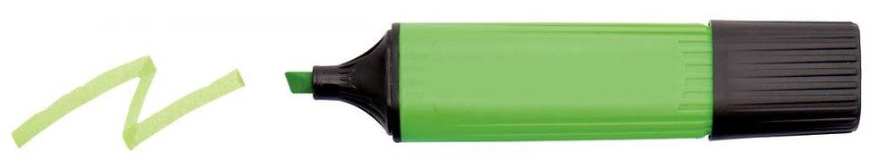 Surligneur vert