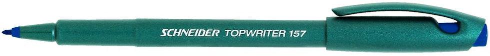 Feutre Topwriter 157 bleu