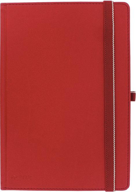 Cahier brochure 160 pages lignées, format A4 Coloris ROUGE