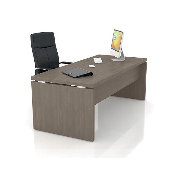 Table de bureau plan droit COLORADO