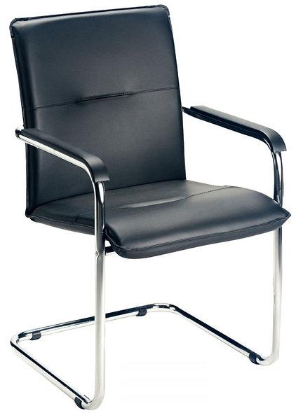 Lot de 2 fauteuils visiteurs LOGAN