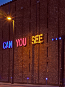 O Say Can You See Sign