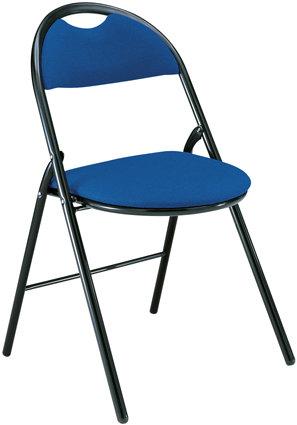 Chaise pliante GEO - Lot de 2