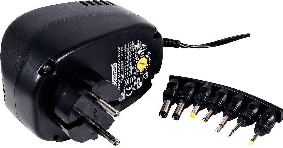 Adaptateur 3 à 12V / 500MA - Polarité inversable