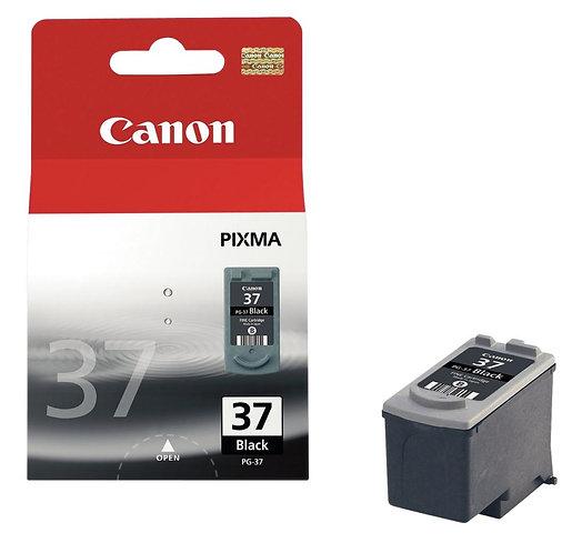 Cartouche jet d'encre à la marque Canon PG-37 noir