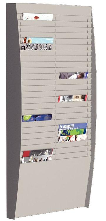 Trieur vertical comprenant 50 cases A4