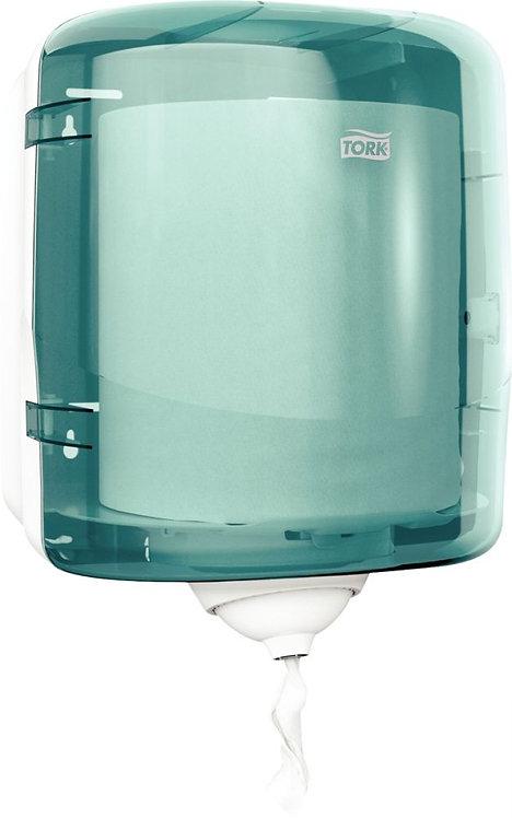 Distributeur Reflex de couleur bleu
