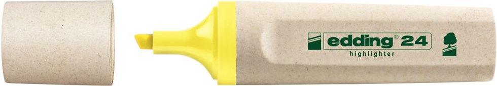Surligneur Ecoline jaune