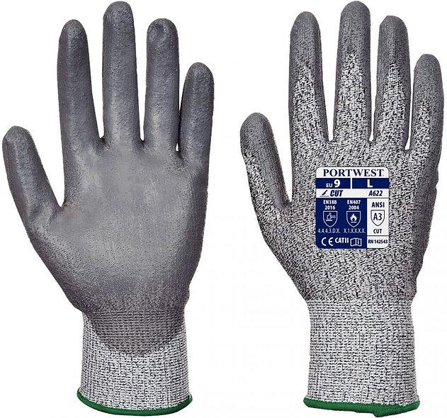 Paire de gants anticoupure taille 09