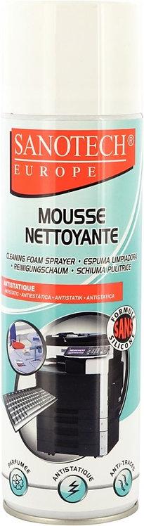 Aérosol de mousse nettoyant 500ml